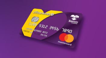 Tarjeta de Crédito Teletón Citibanamex